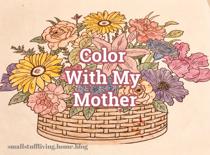 Color With MyMother