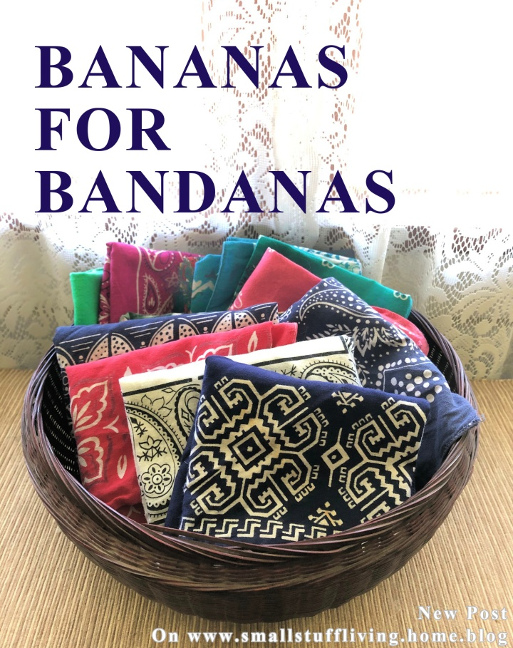 Bananas About Bandana's
