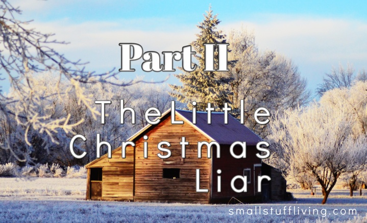 The Little Christmas Liar, Part II