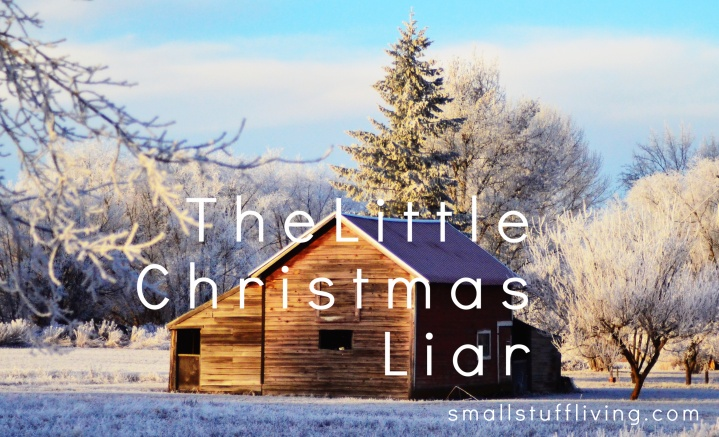 The Little Christmas Liar, Part I